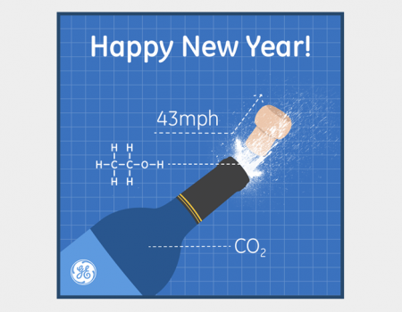 GE – Happy New Year