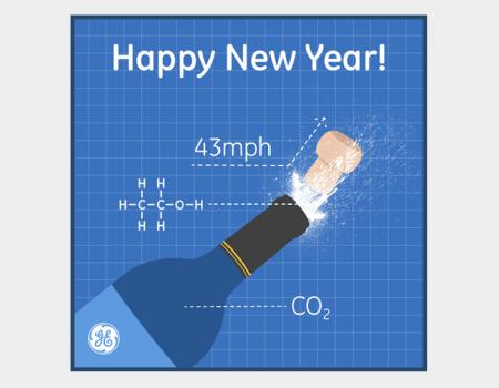 GE – Happy New Year